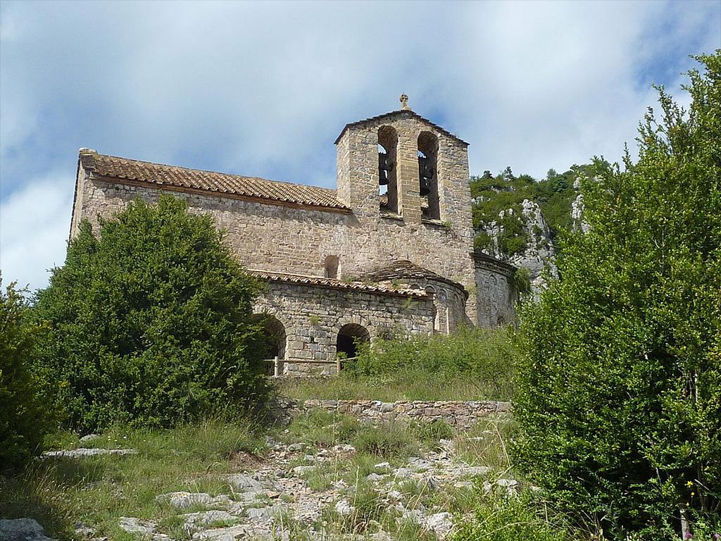 Església parroquial de Sant Pere de Montgrony
